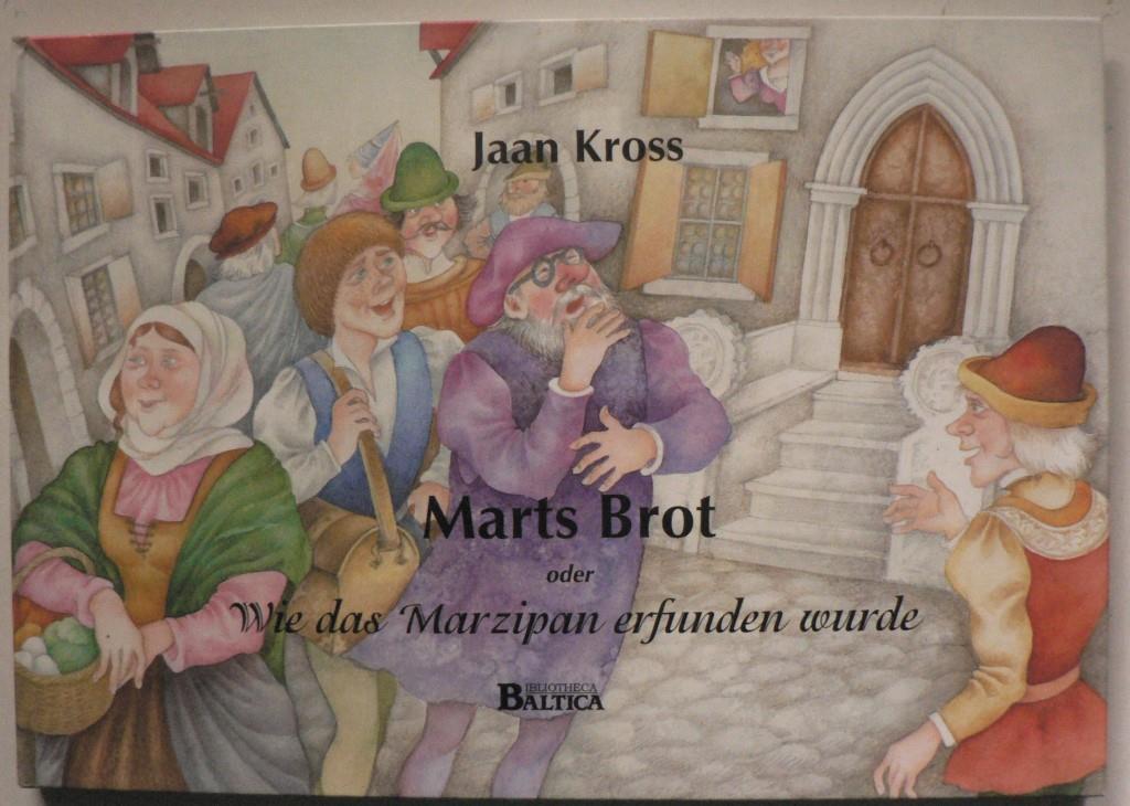 Marts Brot. Wie Marzipan erfunden wurde