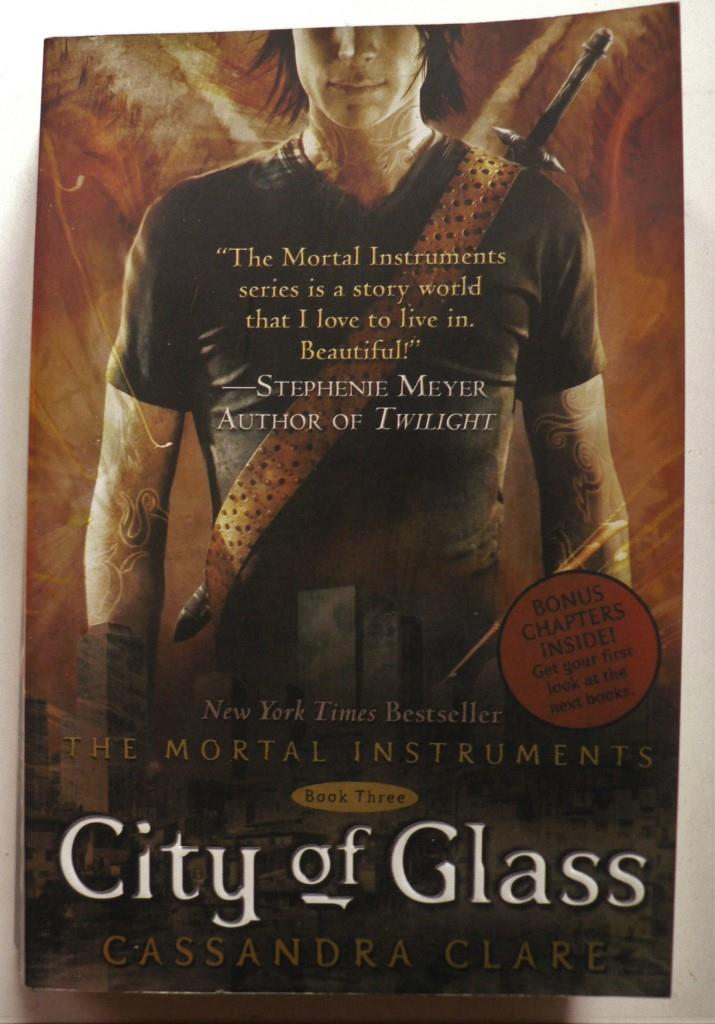City of Glass  (The Mortal Instruments, Band 3) 9. Auflage