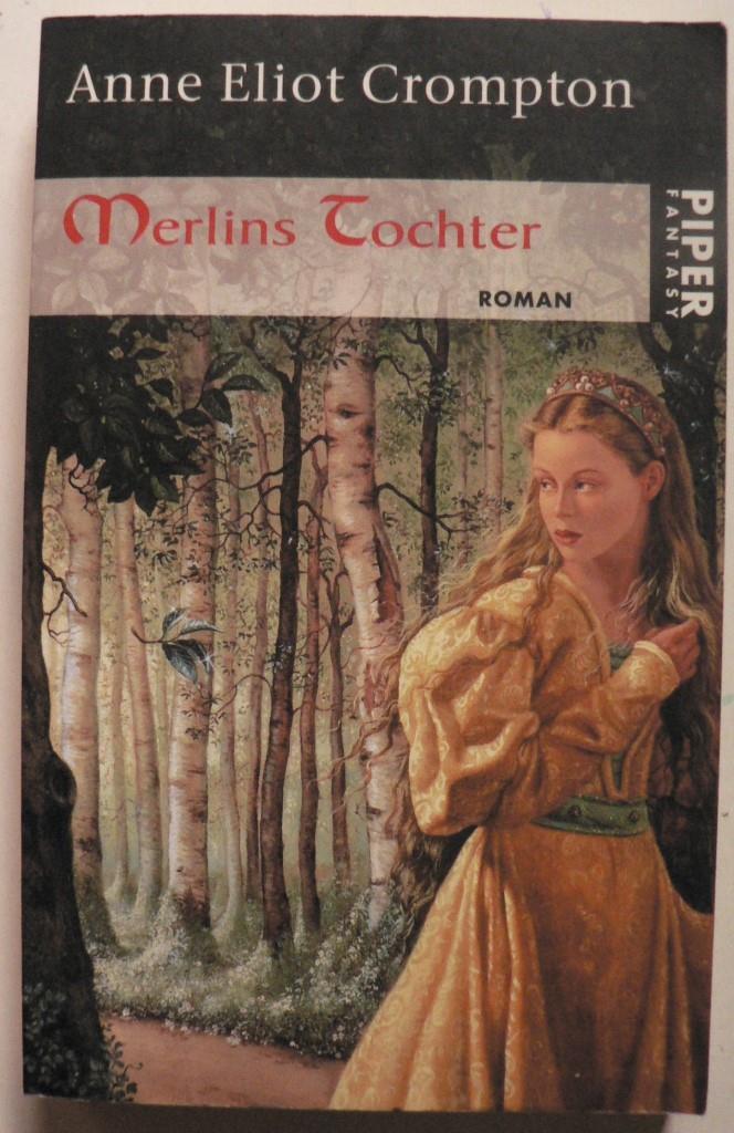 Crompton, Anne E Merlins Tochter
