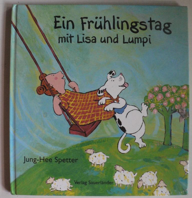 Ein Frühlingstag mit Lisa und Lumpi