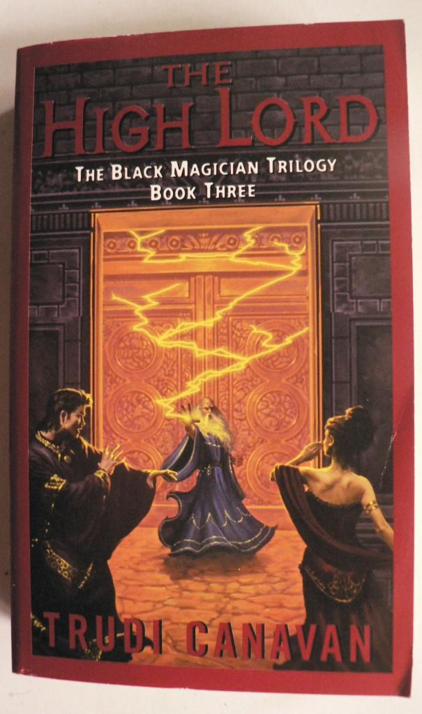 The High Lord. The Black Magician Trilogy, Book Three