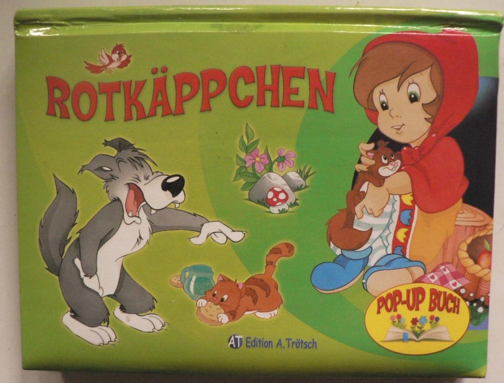 Pop-up-Minimärchen: Rotkäppchen