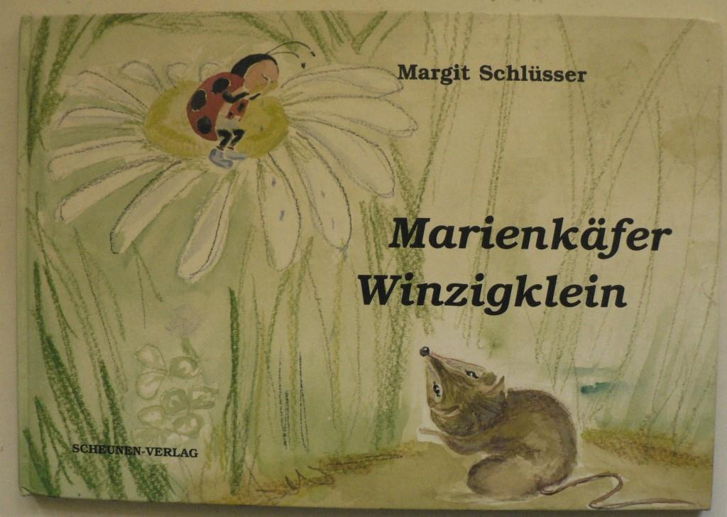 Marienkäfer Winzigklein  und das Fest auf der Wiese.