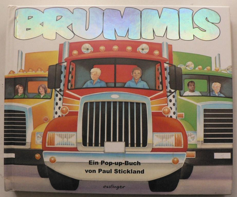 Brummis. Ein Pop-up-Buch