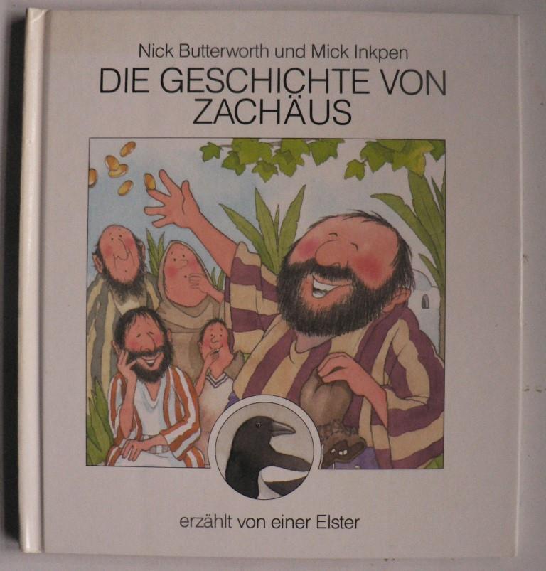 Die Geschichte von Zachäus, erzählt von einer Elster
