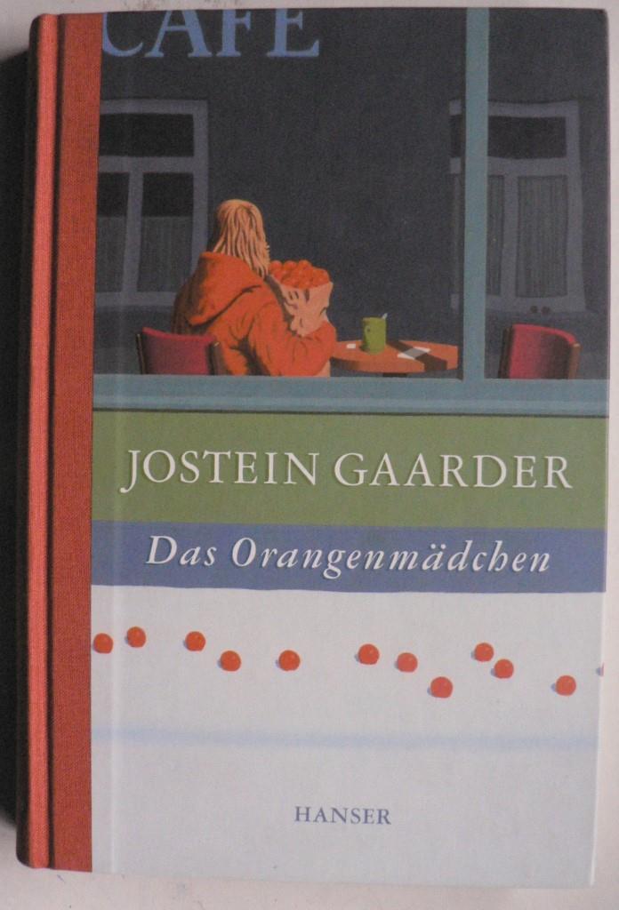 Gaarder, Jostein/Haefs, Gabriele Das Orangenmädchen 8. Auflage