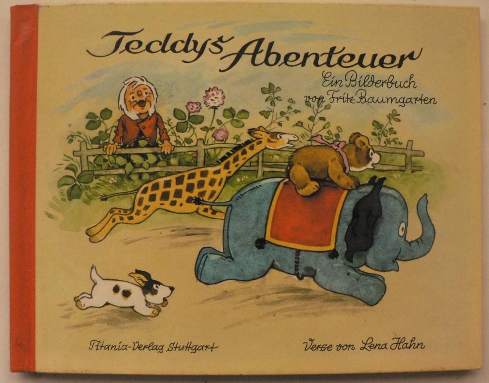 Teddys Abenteuer- Ein Bilderbuch