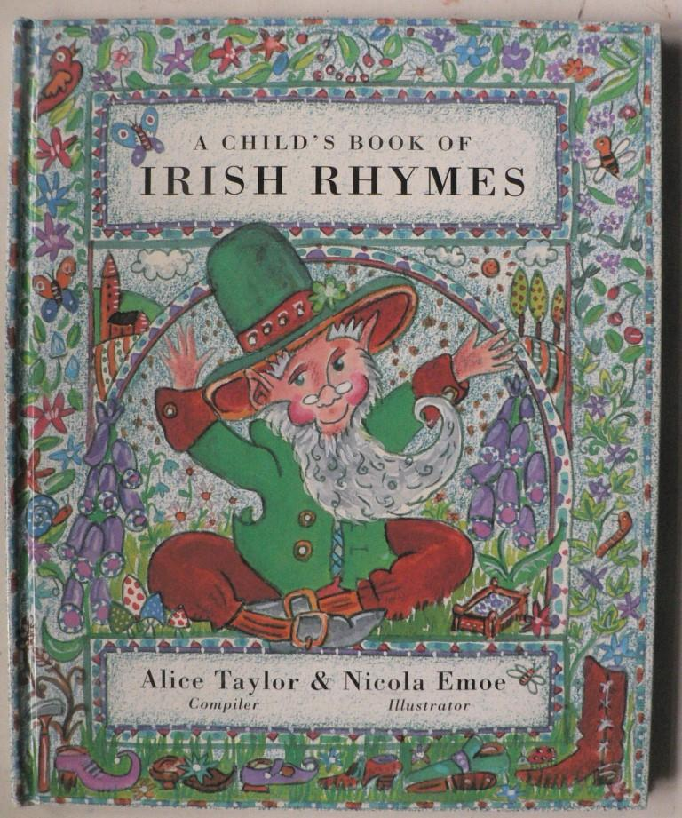 A Child`s Book of Irish Rhymes
