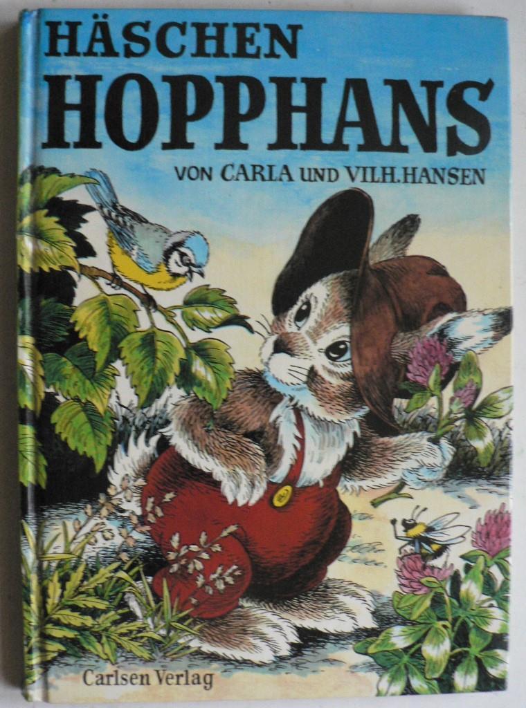 Häschen Hopphans 3. Auflage