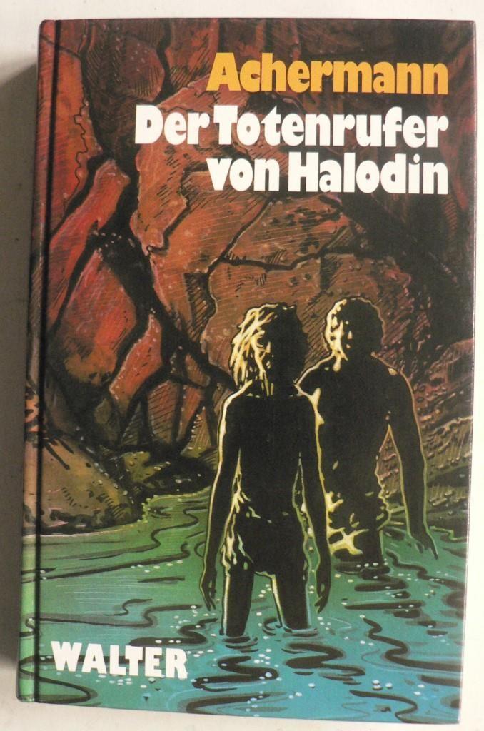 Der Totenrufer von Halodin. Roman aus der ersten Eisenzeit