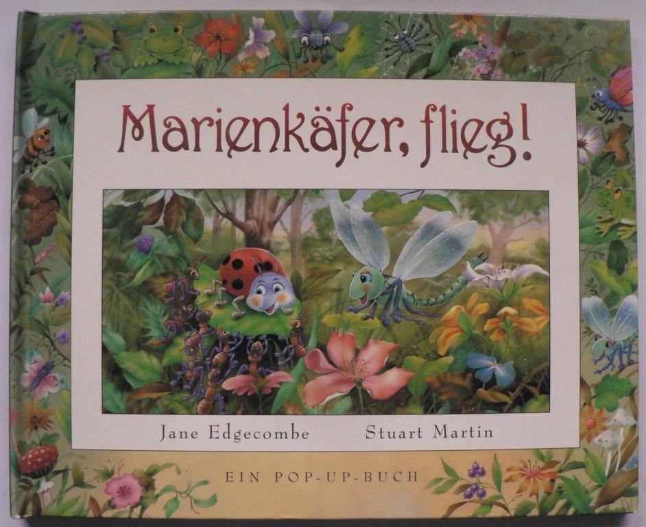 Marienkäfer, flieg! Ein Pop-up-Buch