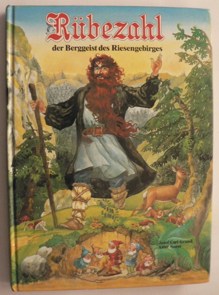 Rübezahl, der Berggeist des Riesengebirges. Geschichten für Kinder, nach alten Überlieferungen 1. Auflage
