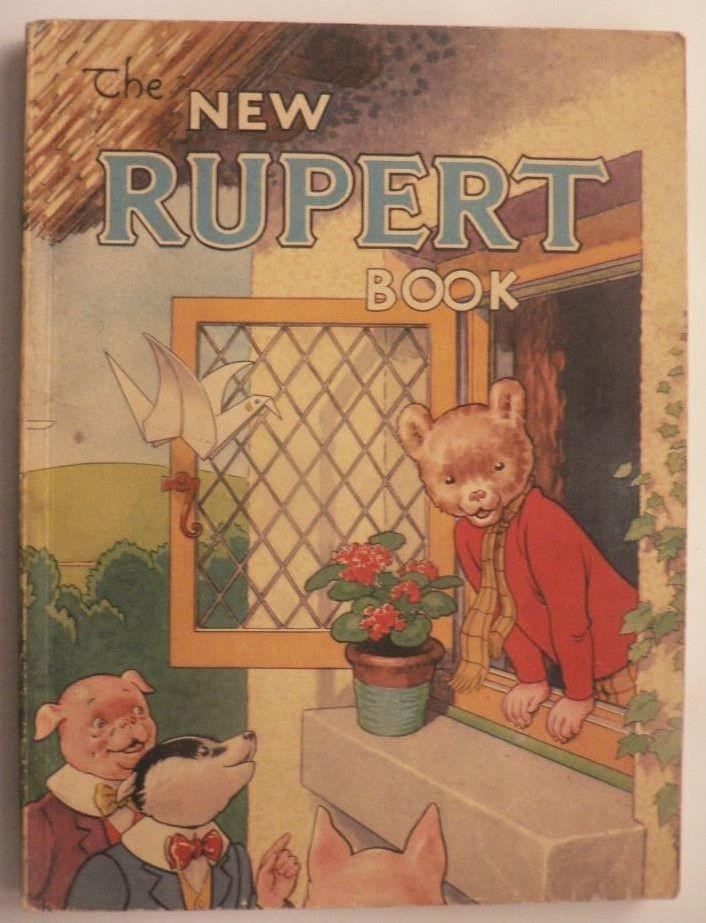 The New Rupert Book