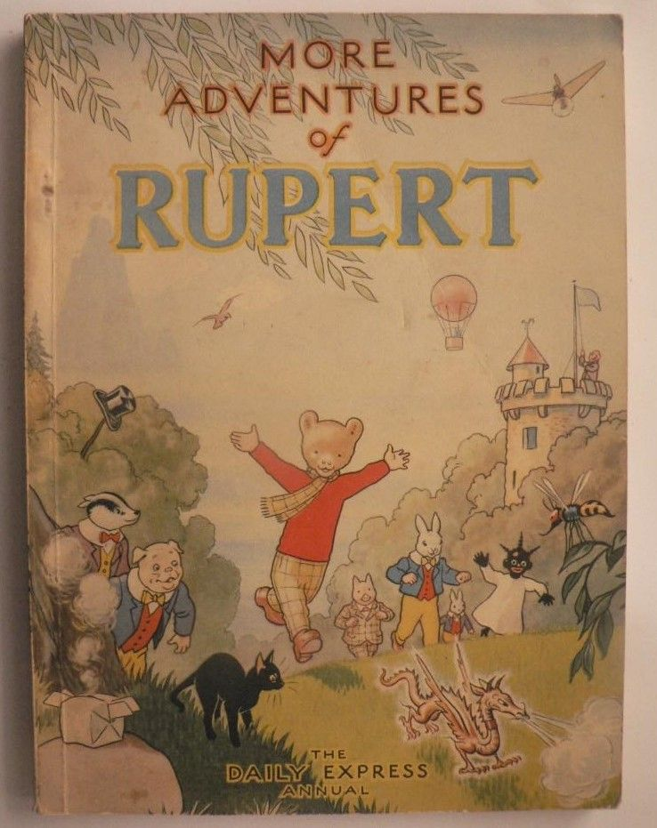 More Adventures of Rupert. The Daily Express Annual