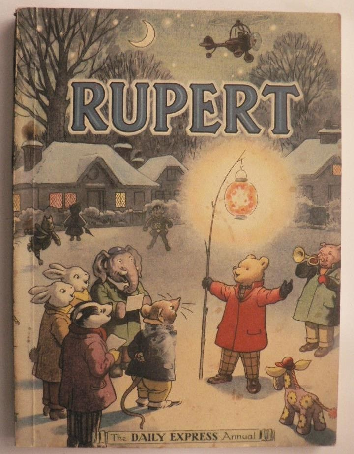 Rupert - The Daily Express Annual