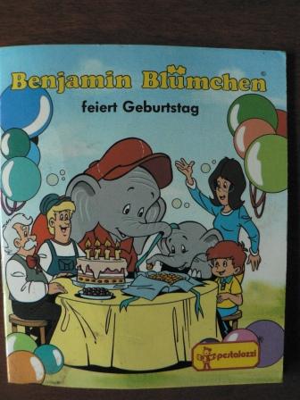 Benjamin Blümchen feiert Geburtstag