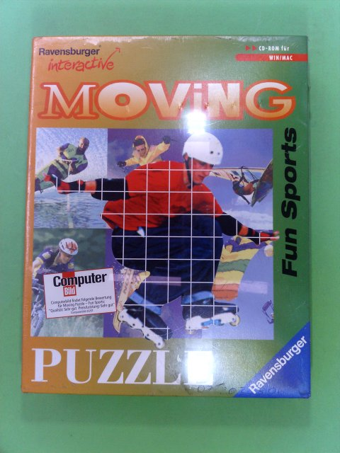 Moving Puzzle Fun Sports