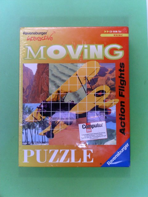 Moving Puzzle Action Flights