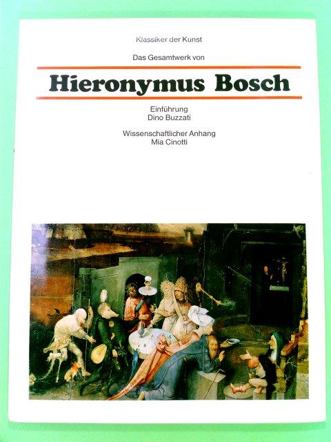 Das Gesamtwerk von Hieronymus Bosch