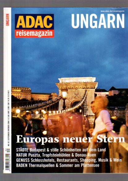 ADAC RM Ungarn (reisemagazin)