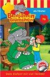 Benjamin Bluemchen - Folge 76: Als Foerster [Musikkassette]