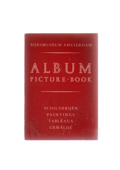 Album Picture book Schilderijen, Paintings, Tableaux, Gemälde.