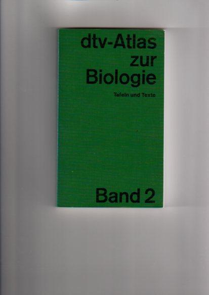 dtv-Atlas zur Biologie - Band 2 14 Auflage