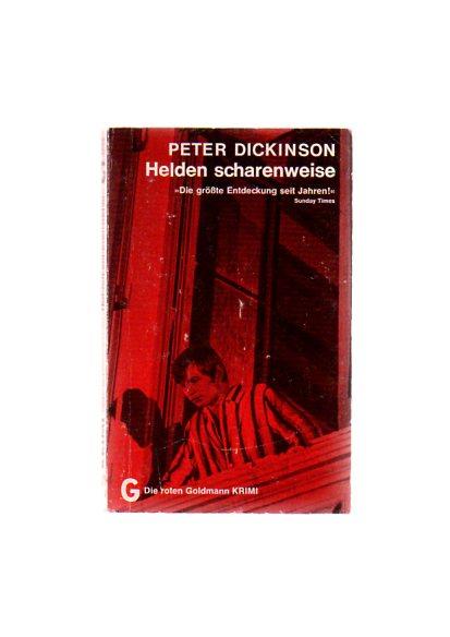 Helden scharenweise : Kriminalroman = A pride of heroes. [Aus d. Engl. übertr. von Norbert Wölfl], Die roten Goldmann-Krimi ; 4256 Ungekürzte Ausg.