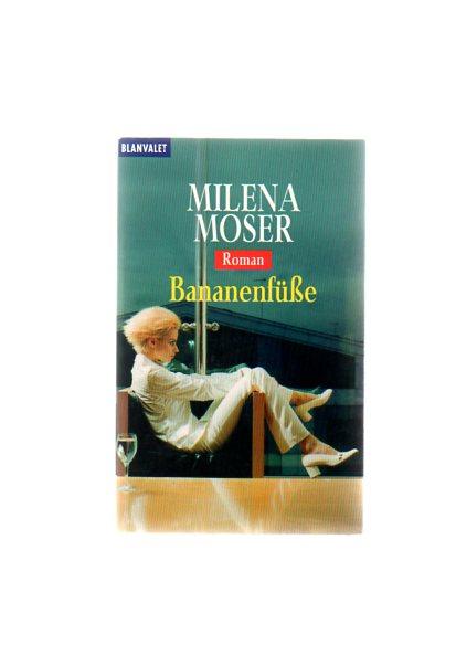 Bananenfüße : Roman. Goldmann ; 35901 : Blanvalet Taschenbuchausg.