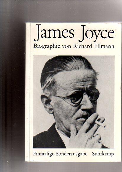 James Joyce - Biographie.