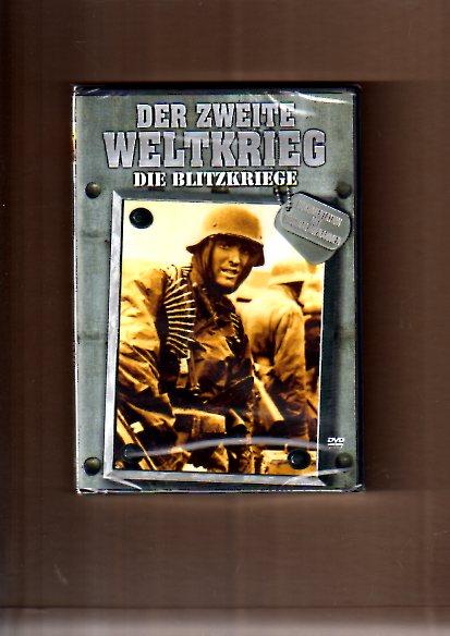 Der Zweite Weltkrieg - Die Blitzkriege