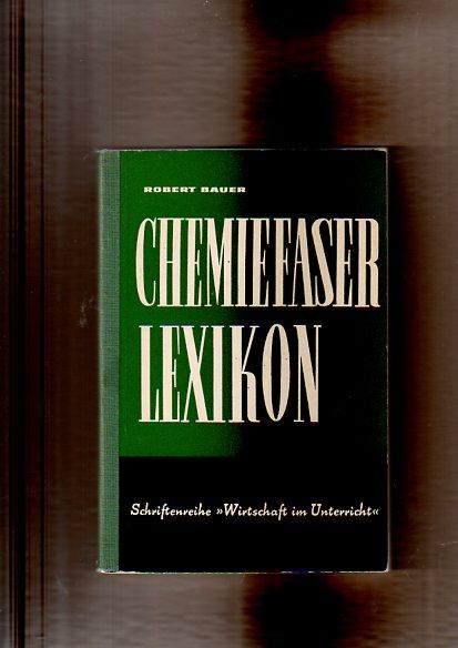 Chemiefaser Lexikon.