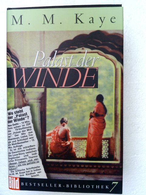 Palast der Winde. Bestseller-Bibliothek7