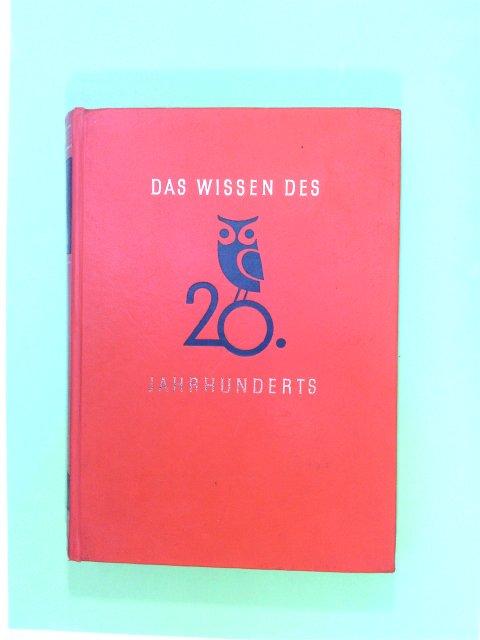Das Wissen des 20. Jahrhunderts. Das Deutsche Bildungs-Lexikon in Sechs Bänden. Dritter Band. Hawaii - Marc