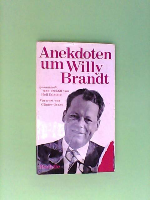 Anekdoten um Willy Brandt