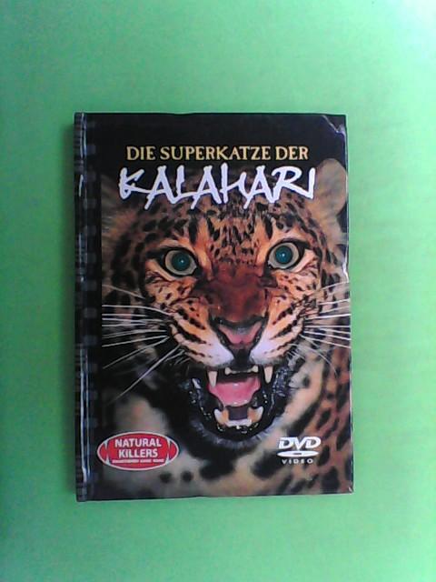 Die Superkatze der Kalahari - mit DVD