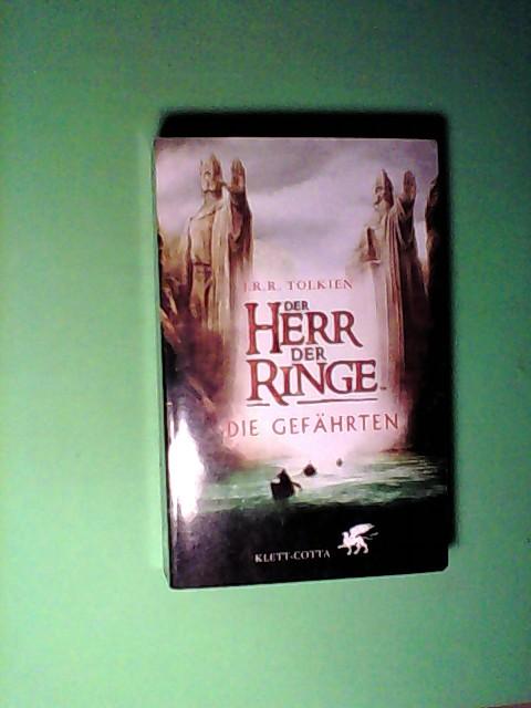 Tolkien, John R. R. und Wolfgang Krege: Der Herr der Ringe, Film-Tie-In, Tl.1, Die Gefährten Auflage: 3