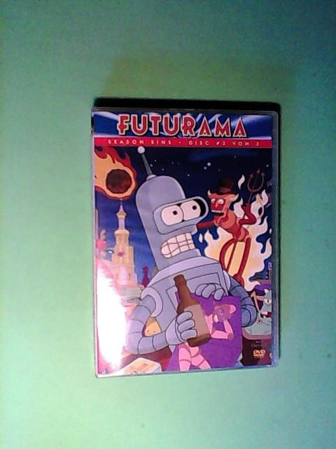 Futurama  Season 1 DÂ¡sc 2 (dvd-k)