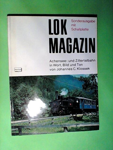 Klossek, Johannes C.: Lok-Magazin.