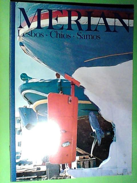 Merian; Lesbos Chios Samos; Heft 12/27 Jahrgang 1974