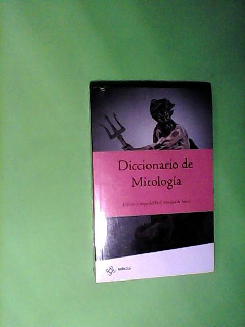 DICCIONARIO DE MITOLOGIA Pocket