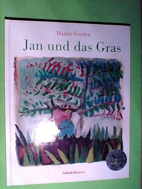Jan und das Gras