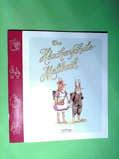 Das Häschenschule-Malbuch