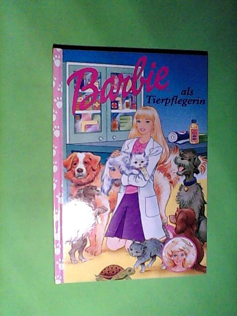 Barbie als Tierpflegerin