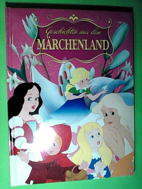 Geschichten aus dem Märchenland (Rotkäppchen)