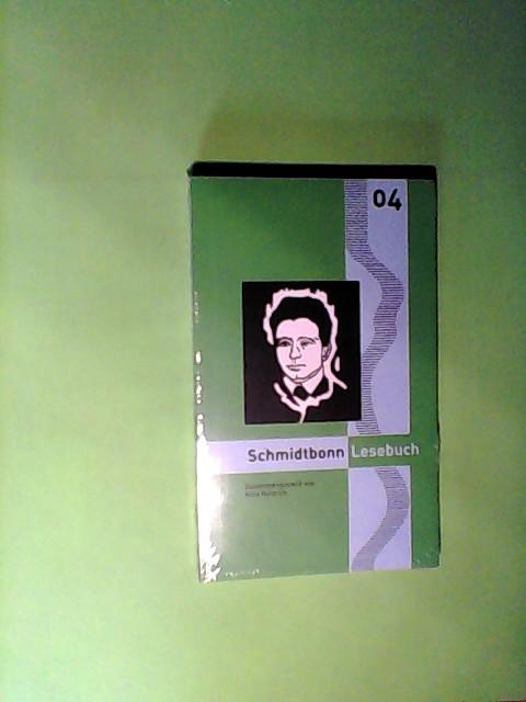 Wilhelm Schmidtbonn Lesebuch: Nylands Kleine Rheinische Bibliothek Bd. 4 Auflage: 1
