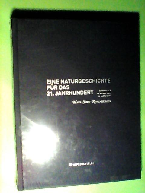 Eine Naturgeschichte für das 21. Jahrhundert : Hommage à Hans-Jörg Rheinberger.