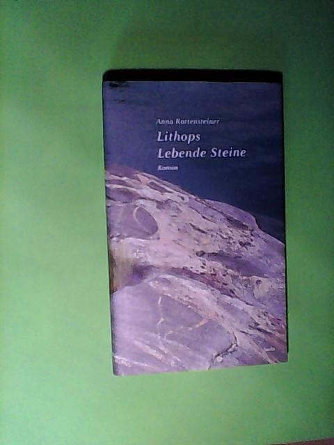 Lithops. Lebende Steine: Roman