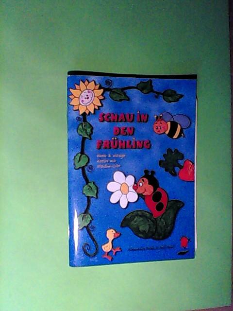 Schau in den Frühling: Bunte & Witzige Motive mit Window-Color