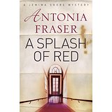 A Splash Of Red (Jemima Shore Mystery)
